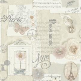 Arthouse Options2 Behang 665400 Romantisch/Nostalgisch/Landelijk