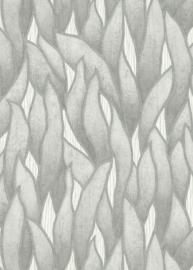 Behangexpresse Spotlight Behang 10104-10 Modern/Bladeren/Natuurlijk/Grijs