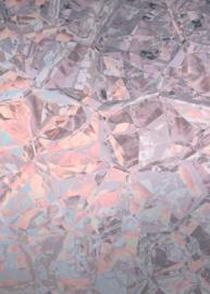 Noordwand Komar Raw Fotobehang RSX4-017 Crystals/Kristallen/Modern/Natuurlijk