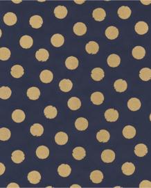 Eijffinger Rice 2 Behang 383592 Scandinavisch/Retro/Stippen/Dots
