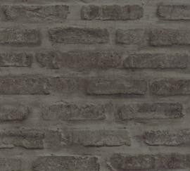 AS Creation Elements Behang. 37422-3 Stenen/Baksteen/Landelijk/Natuurlijk