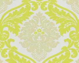 AS Creation BlingBling Behang 3139-28 Barok/Ornament/Lime/Glitter