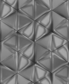 Dutch Wallcoverings Onyx Behang M34909 Modern/Grafisch/3D