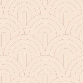 Esta Home Art Deco Behang 156-139216 Arches/Bogen/Modern/Art deco Motief