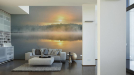 AS Creation Wallpaper XXL3 Fotobehang 470671XL Mist/Foggy Morning