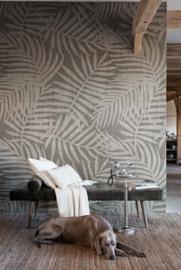 BN Wallcoverings Riviera Maison 2 Fotobehang Digital 300321 Can Bute/Bladeren/Botanisch