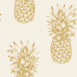 Arthouse Tropics Behang 690901 Copacabana/Ananas