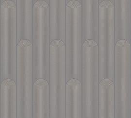 AS Creation New Life Behang 37678-2 Modern/Art Deco/Grafisch/Bogen