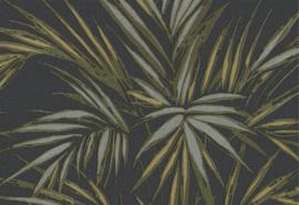Hookedonwalls Tropical Blend Behang 33607 Kenzia/Botanisch/Bladeren/Natuurlijk