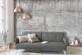 AS Creation Designwalls Fotobehang DD118750 Concrete Wall/Beton/Verweerd/Modern/Industrieel