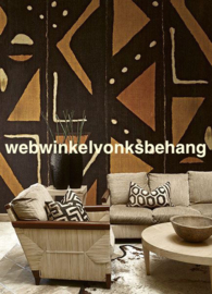 Dutch Wallcoverings Global Style Fotobehang  UE81506M Afrikaans Behang