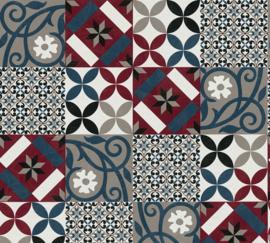 AS Creation New Life Behang 37684-4 Tegel/Mozaiek/Modern/Landelijk