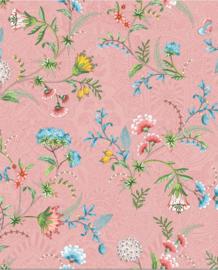Eijffinger Pip Studio 5 Behang 300122 Bloemen/Floral/Romantisch/landelijk/Kinderkamer/Roze