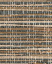 Eijffinger Natural Wallcoverings Behang 322601 Grasweefsel