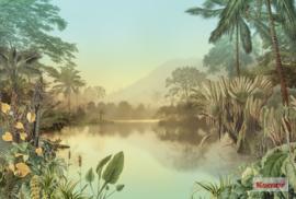 Komar Heritage Ed.1 Fotobehang HX8-049 Lac Tropical/Botanisch/Natuurlijk Noordwand