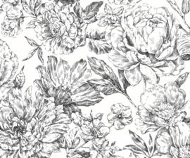 Komar Home Imagine Edition 4 Fotobehang X6-1036 Flowerbed/Bloemen/Natuurlijk
