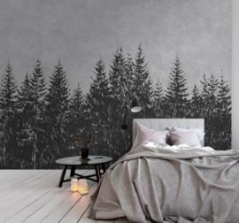 Walls by Patel DD110521 Black Forest 3 Fotobehang - ASCreation