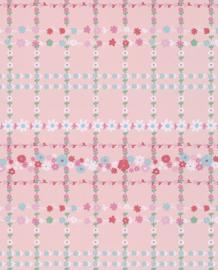 Eijffinger Rice  Behang 359034 Bloemen/Kinder/Bloemen/Romantisch