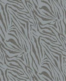Eijffinger Skin Behang 300604 Fotobehang/Zebra/Natuurlijk/Dieren/Zebra Ocean