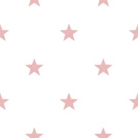 Noordwand #Hashtag Behang 11064 Sterren/Ster/Modern/Roze
