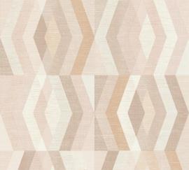 AS Creation Geo Nordic Behang 37533-1 Modern/Geometrisch/Retro
