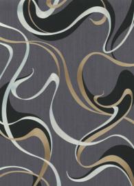 Behangexpresse Spotlight Behang 10105-15 Modern/Grafisch/Abstract/Slinger motief