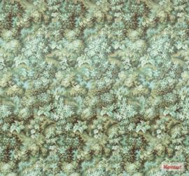 Komar/Noordwand Heritage Edition1 Fotobehang HX6-003 Botanique Vert/Botanisch/Bladeren/Groen