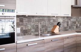 Dimex Zelfklevende Achterwand KL-350-089 Tile Wall/Tegels/Modern/Landelijk/Steen