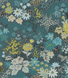 Rasch Salisbury Behang 553352 Botanisch/Bloemen/Bladeren