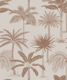 Hookedonwalls Jungle Jive Behang 36501 Natuur/Bomen/Planten