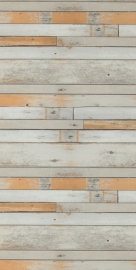 BN Wallcoverings More than elements Behang. 49772 Hout/Horizontale Planken