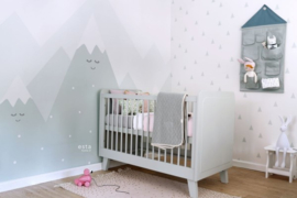 Esta XL Photowalls For Kids 158839 Mountains/Bergen/Sneeuw/Natuur Fotobehang