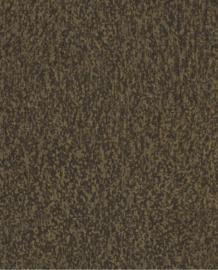 Eijffinger Sundari  Behang 375152 Uni/Linnen structuur/Zwart/Goud