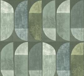 AS Creation Geo Nordic Behang 37531-2 Modern/Geometrisch/Retro