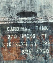 Rasch Factory IV Fotobehang 429787 Cardinal Tank/Verweerd/Industrieel/Modern/Landelijk