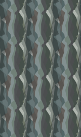 @Walls Schoner Wohnen/New Modern Behang 31864 Silhouette/Modern/Grafisch/Strepen