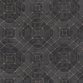 Noordwand Metallic FX/Galerie Behang W78218 Grafisch/Modern/Lijnen