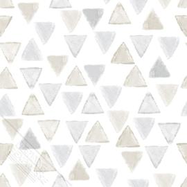 Behangexpresse Morris & Mila 27170 Driehoeken/Scandinavisch/Stoer/Industrieel/Kinderkamer Behang