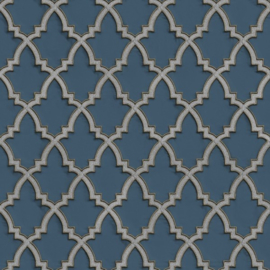 Dutch Wallcoverings Wallstitch Behang DE120027 Art deco/Modern/Retro/Ornament