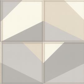 Rasch Club Behang 419238 Leer effect/Vlakken/Modern/Grafisch