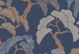 Hookedonwalls Exotique Behang 17220 Carmona/Bonsai/Bomen