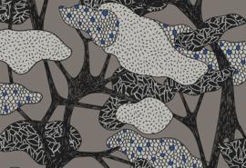Hookedonwalls Jungle Jive Behang 36541 Botany/Botanisch/Bomen/Modern