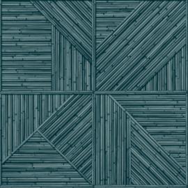 Dutch Wallcoverings Jungle Fever Behang JF2402 Paglia/Bamboe/Natuurlijk