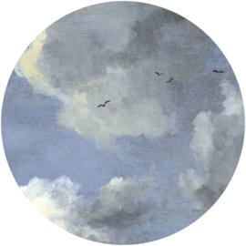 Komar Home Imagine Edition 4 Fotobehang D1-037 Simply Sky/Wolken/Meeuwen