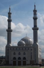 Fotobehang. Moskee-Rotterdam