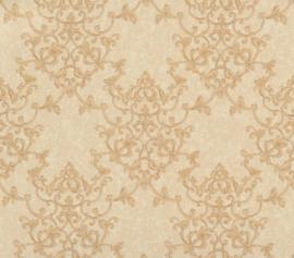 At Walls Odea Behang 46502 Barok/Ornament/Blaadjes/Klassiek/Landelijk/Goud/Geel