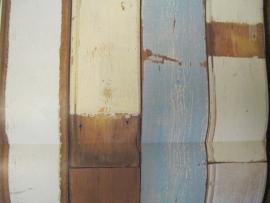 Arte Scrapwood Piet Hein Eek Behang PHE-03 Vintage/Verweerd/Planken/Sloophout
