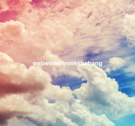 Noordwand Kids@Home Individual Fotobehang 111395 Ombre Cloud Wall Mural/Wolken