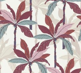 AS Creation Geo Nordic Behang 37530-4 Botanisch/Bomen/Bladeren/Natuurlijk