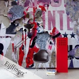 Eijffinger Wallpower Wonders Behang 321521 Hello History/Modern/Stoer Fotobehang